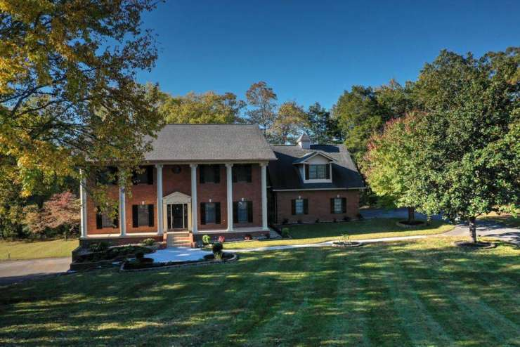 Southern Colonial Revival